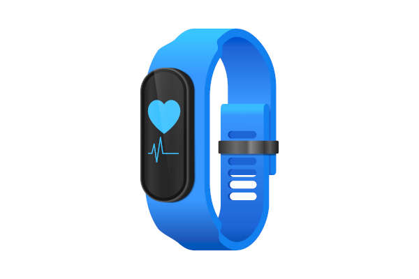 ECG in Smart Watch